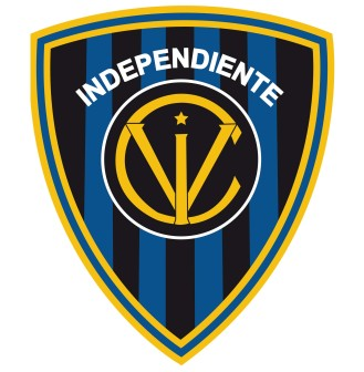 Juan Carlos Ferro- escudo de independiente del valle IDV
